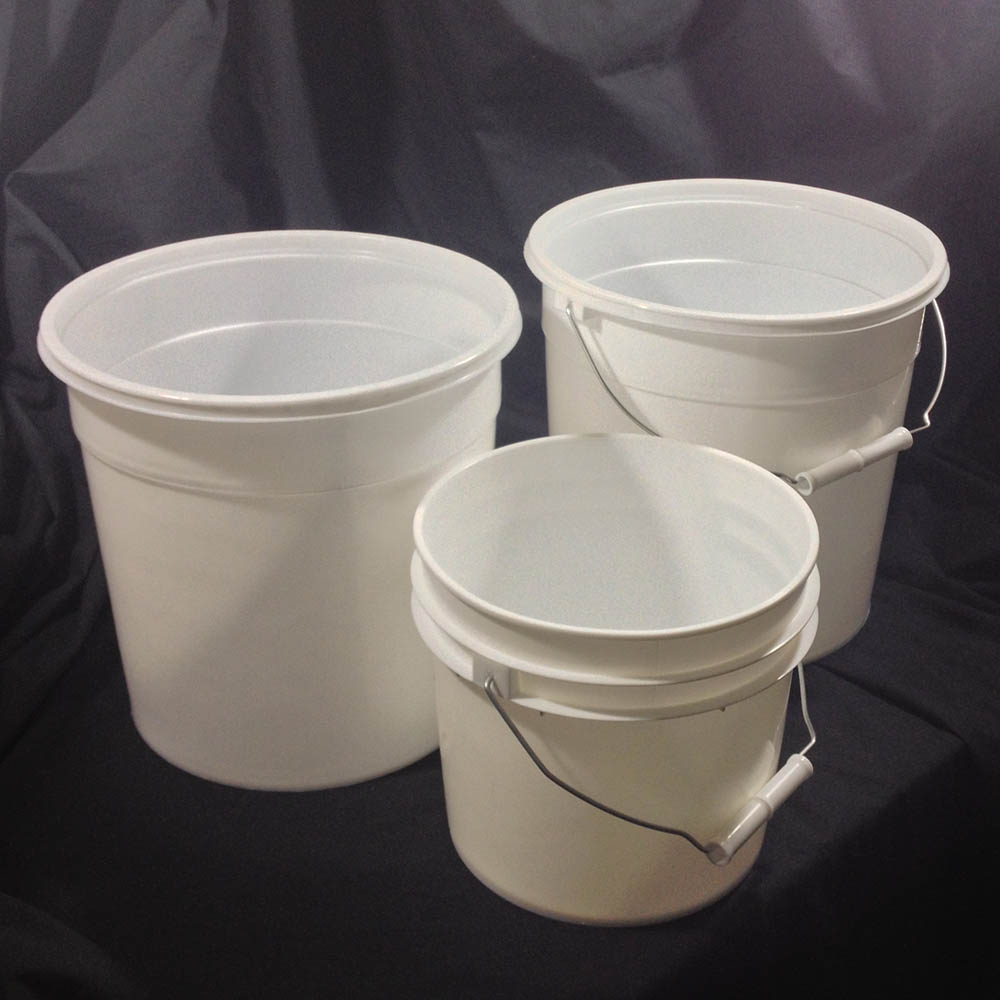 Are Your Plastic Pails And Buckets Food Grade Or Food Safe